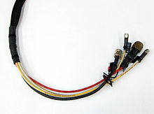custom cable harness building cable harnesses